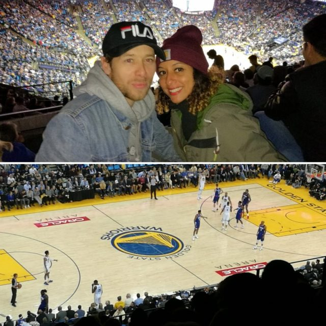 Golden State vs Los Angeles - Go Warriors !