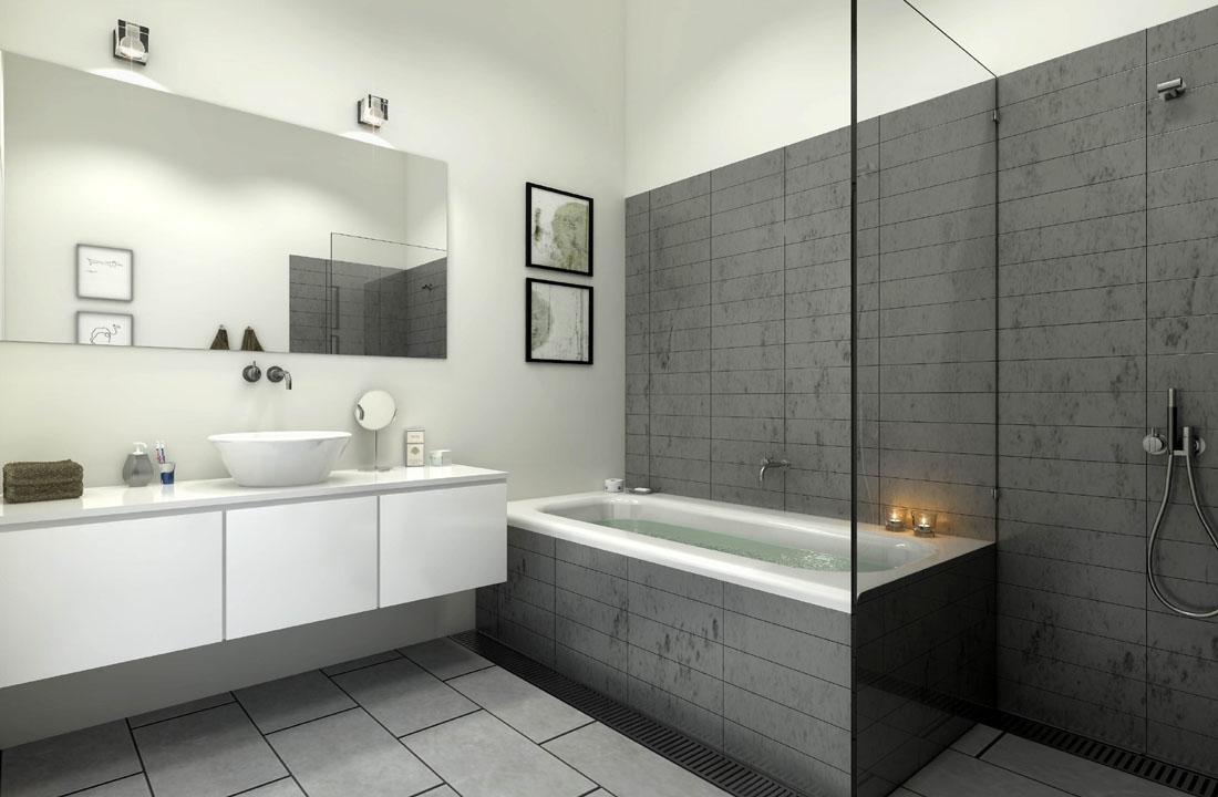 Idées d'intérieur de salle de bains