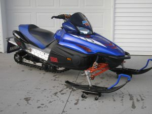 2005 Yamaha RX1 Warrior  Home
