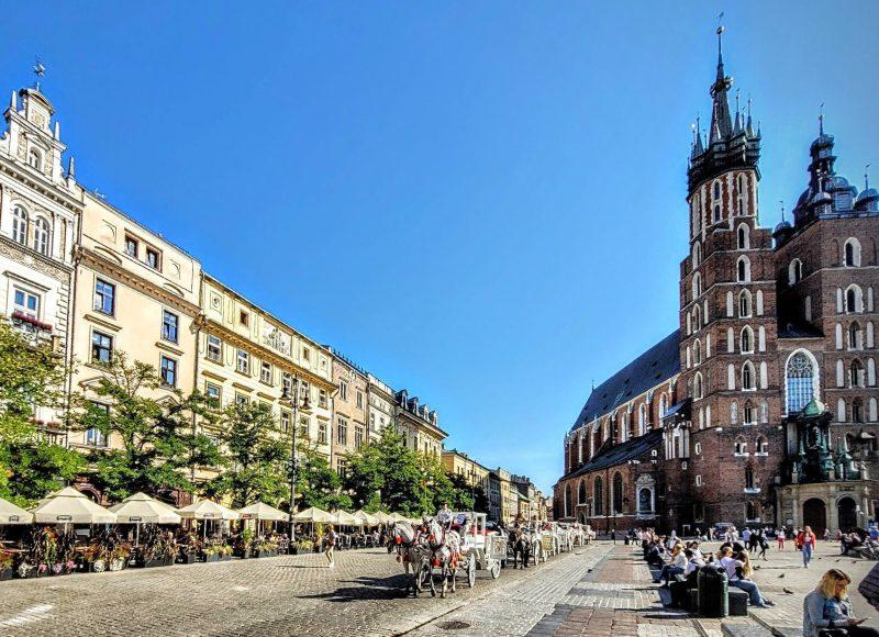 Main Market Square (Rynek Glowny) Krakow