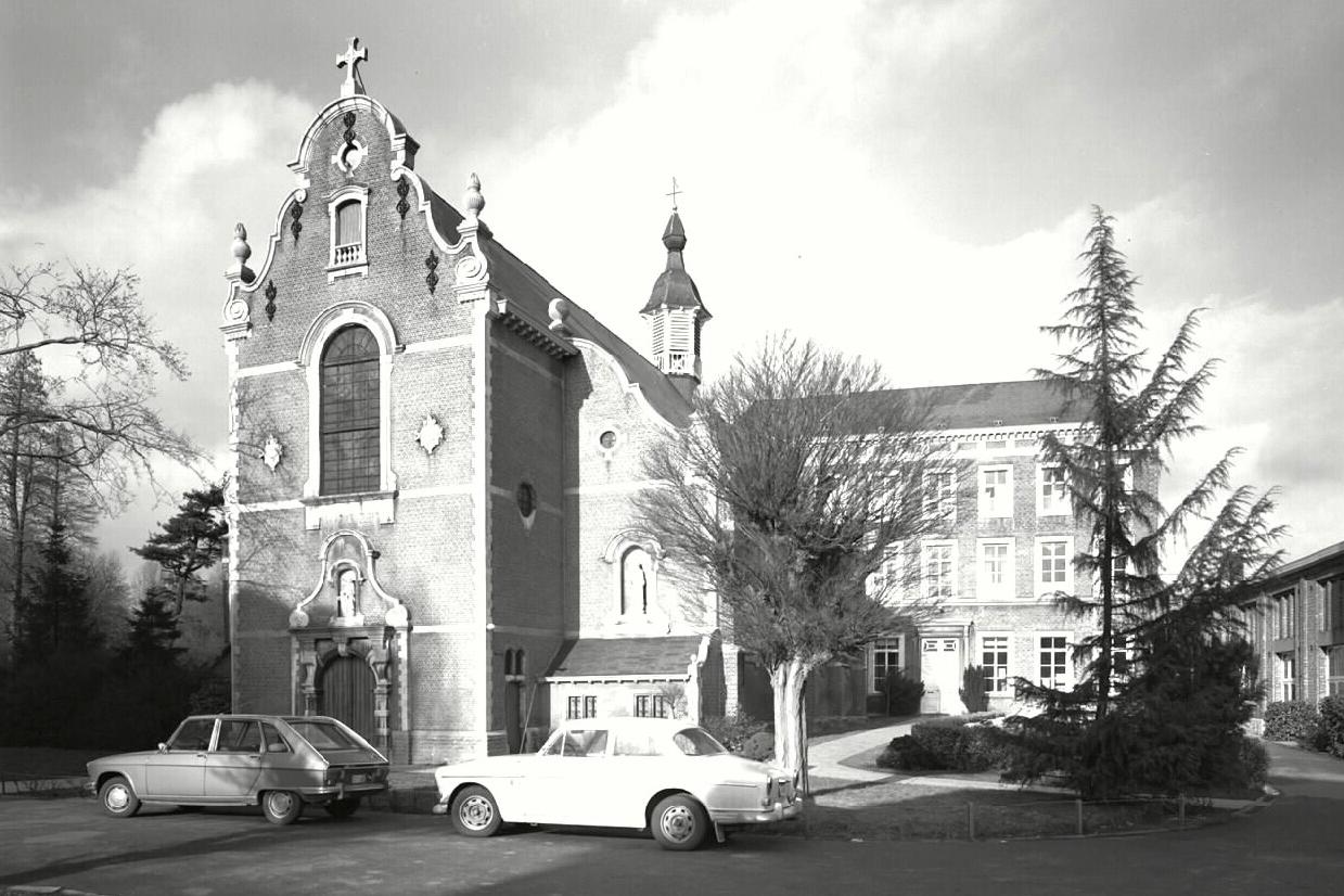Karmelietenkerkklooster1970
