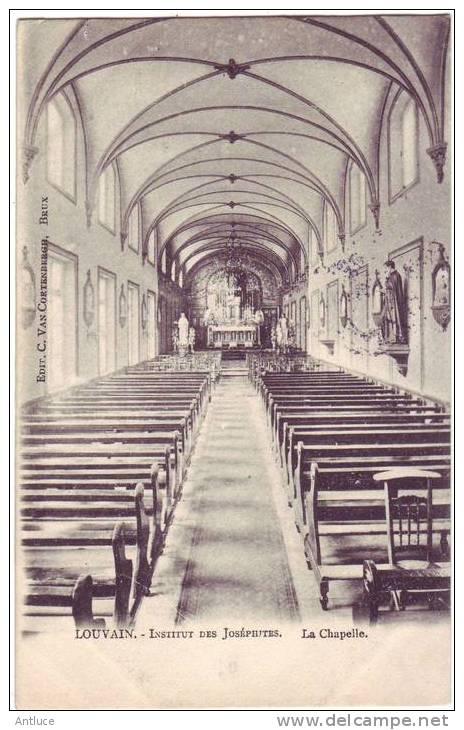 Leuven-kapelopk