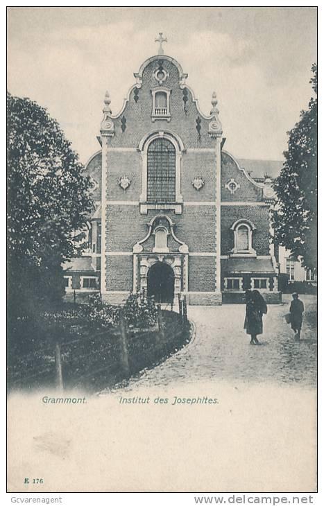 kerkvoorgevelopk-Geraardsbergen