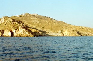 The island of Syros.