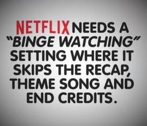 What Show Is Your NetFlix Binge? by 200 Saturdays Until Paris