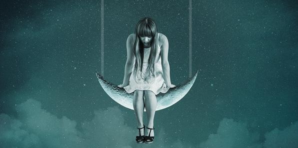 Moongirl - bp coyle