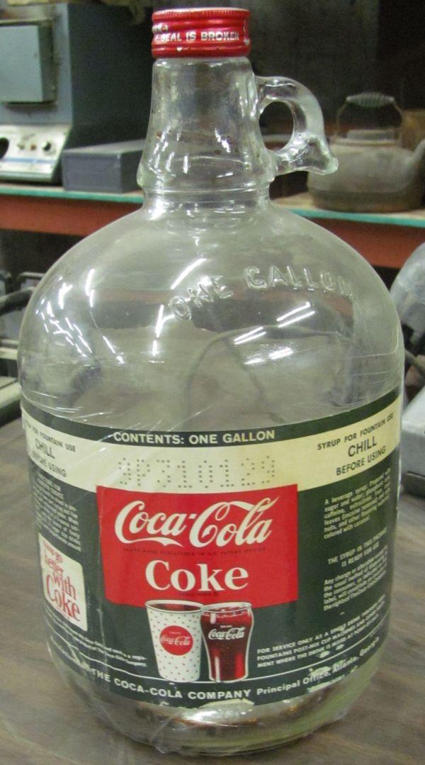 Vintage Coca-Cola Syrup Jug   BIG Year End Auction ...