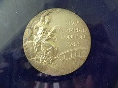 Bill Smith's gold medal