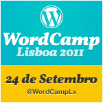 WordCamp Lisboa 2011