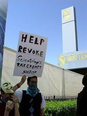"English: Anonymous Says: ""Help Revoke Tax..."