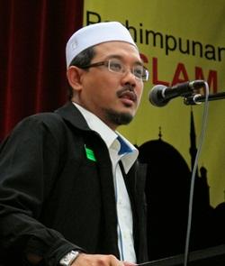 yusri mohamad pembela spokesperson islam under seige