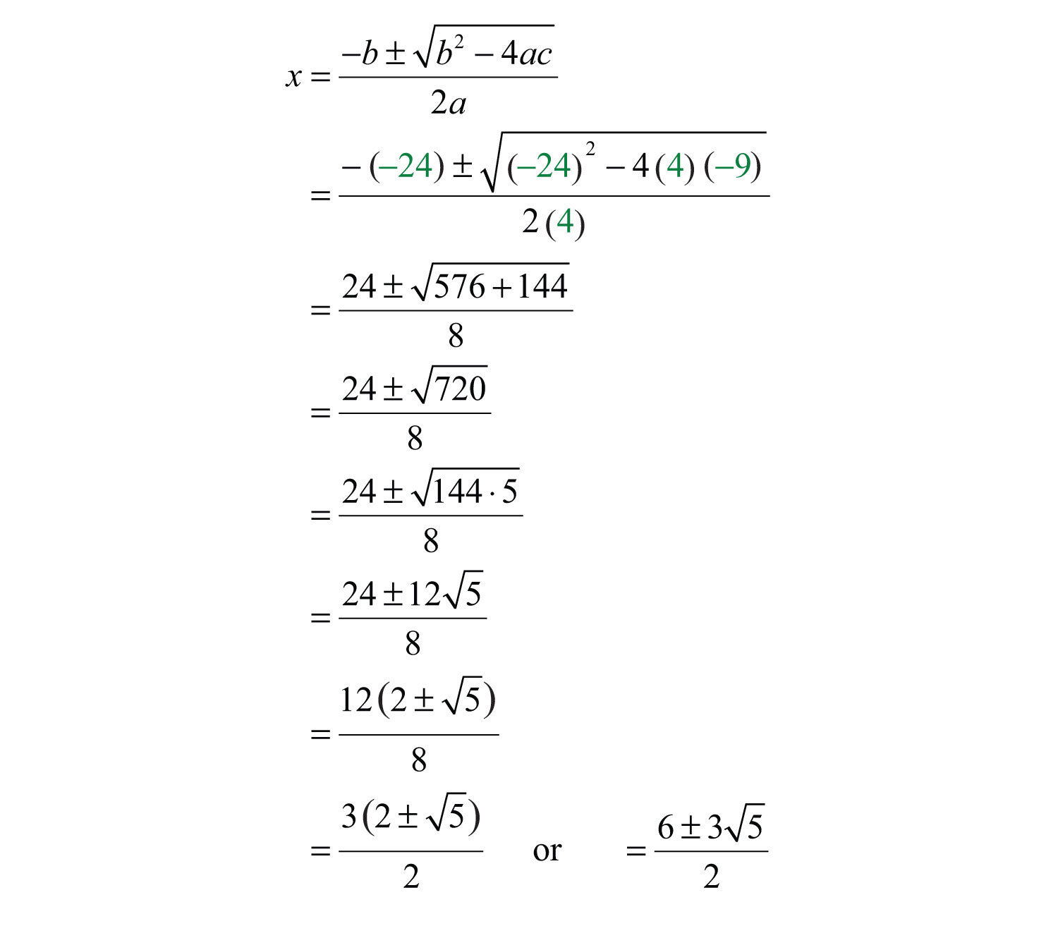 Completing The Square Coefficient Greater Than 1 Worksheet