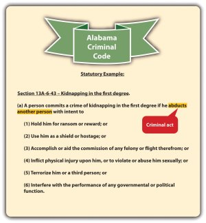 Criminal Elements