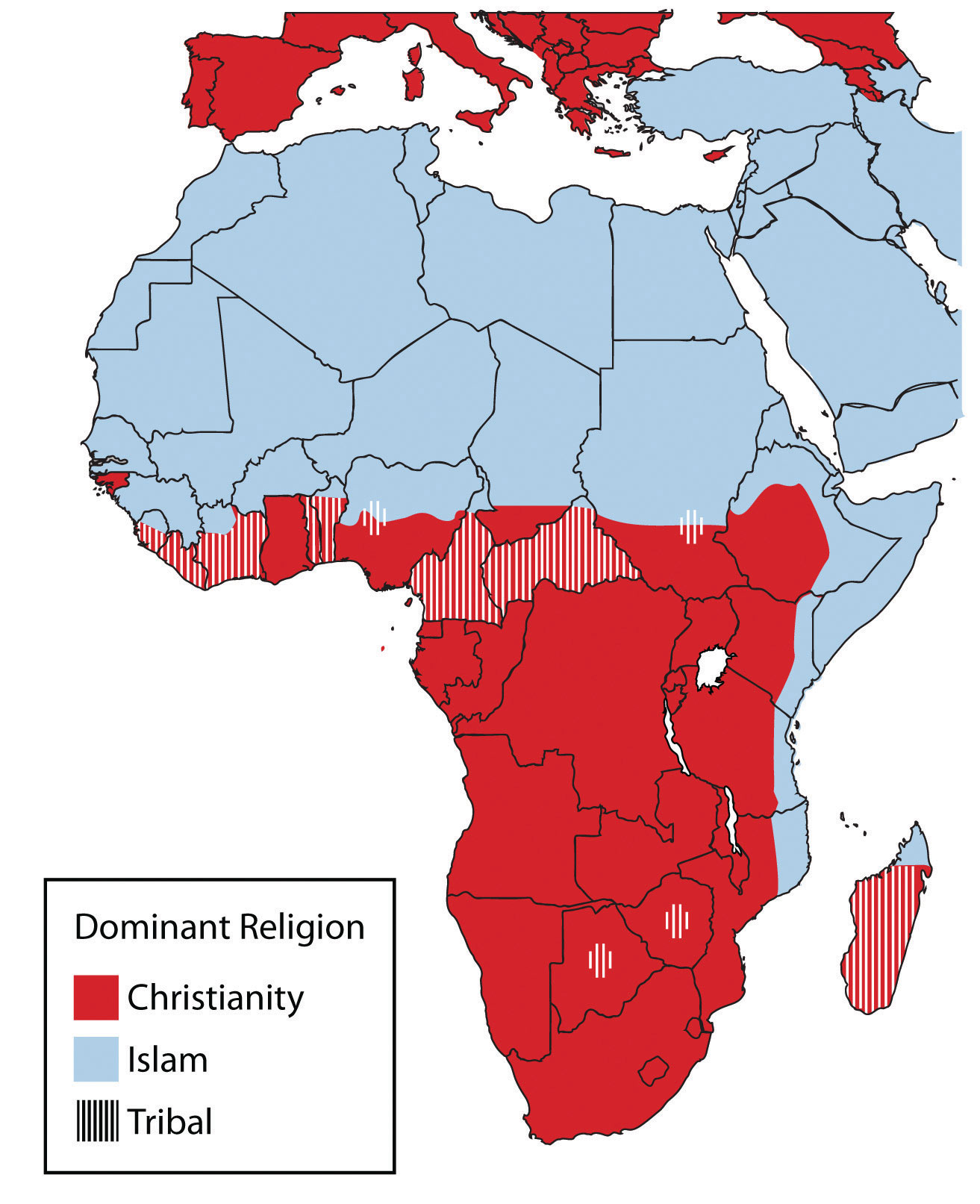Sub Saharan Africa Features And People World Regional