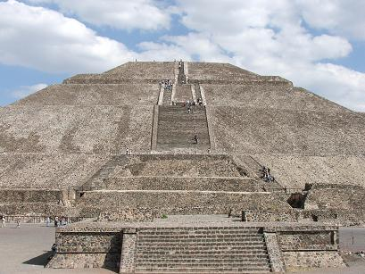 Pir 225 Mide Del Sol Historia Ciencia Aztecas Mito