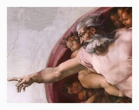 MIGUEL ÁNGEL, LA CREACIÓN Y LA CENSURA