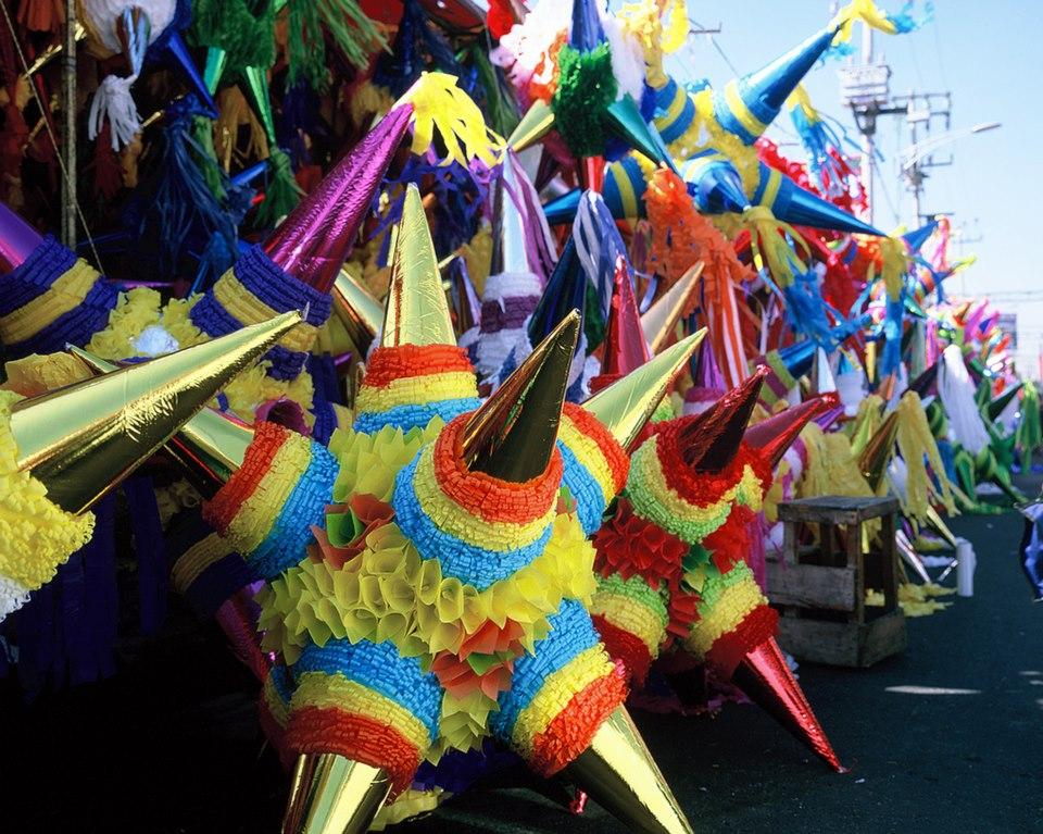 Feria de la Piñata de Acolman + Fotos (editado)
