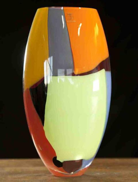 Vase By Artisan's in Brazil -TUPI