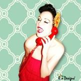 Rio Designs Pin UP