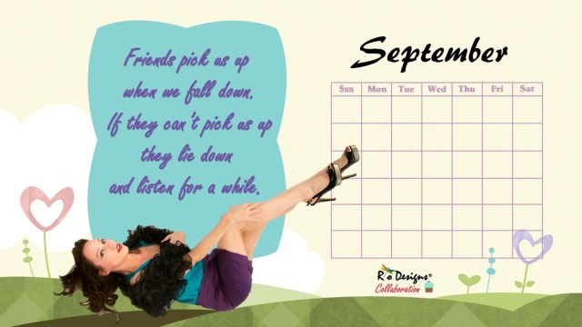 Rio Designs - Love for Pin Up - September