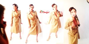 Collage Coat BTS 1
