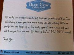 Blue Cow Kitchen
