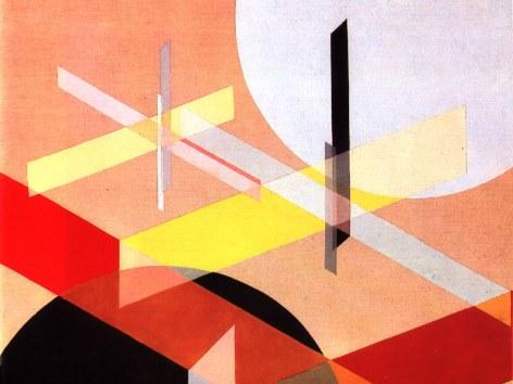 1924 l László Moholy-Nagy l (Ausschnitt) l (c) Moholy-Nagy Foundation