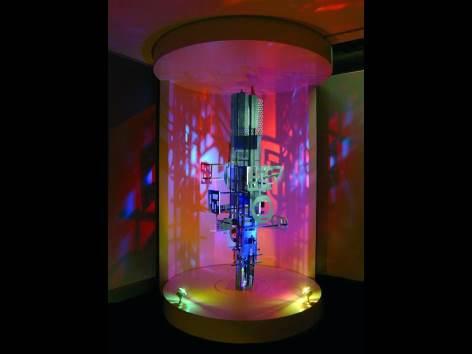 1959 l Nicolas Schoeffer l Lux 10 l (c) Light Art Centre (2)