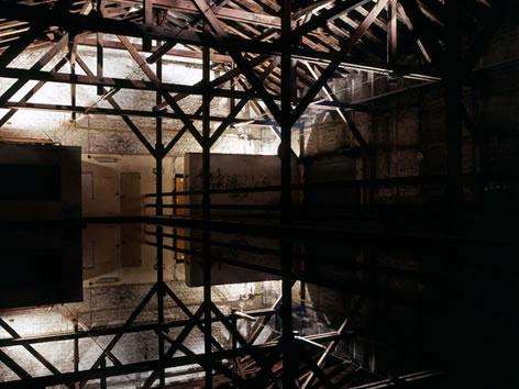 LichtRouten 2004 l Klaus Obermaier l Foto Claus Langer