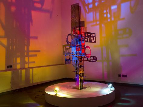 LichtRouten 2013 I Nicolas Schoeffer I Foto Jennifer Braun