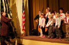 Czech School of Portland choir and director