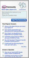 TurboTax Social Tax Filing
