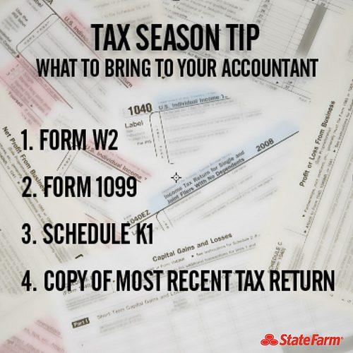 tax tips photo