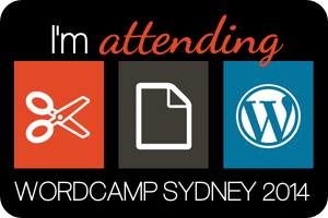 WordCamp Sydney September 27-28, 2014
