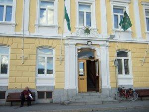 I år hölls flera programpunkter i Gamla stadshuset.