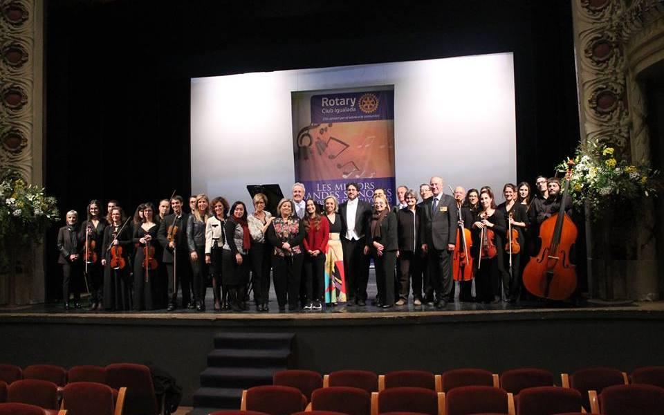 Concert Solidari RC de Igualada