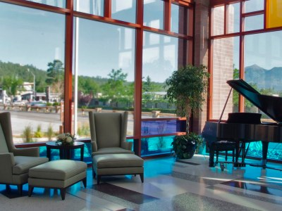 High Country Conference Center Piano Lounge