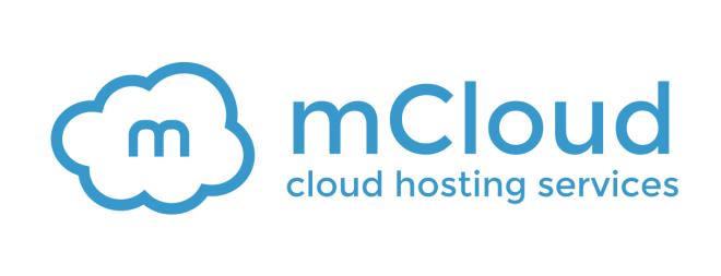 mCloud full logo