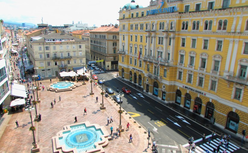 Rijeka – our partner city