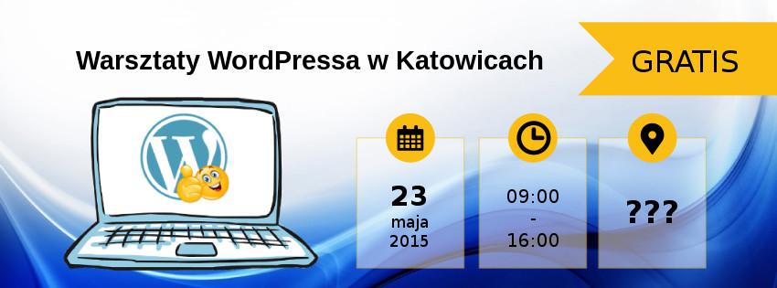 warsztaty wordpress katowice