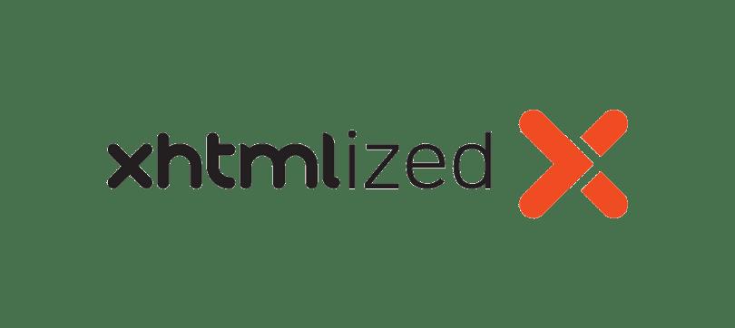 xhtmlized logo