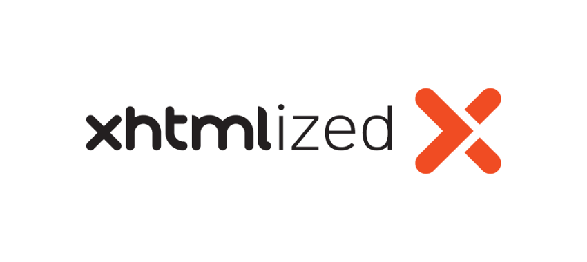 xhtmlized logo