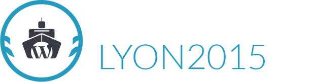 Logo WordCamp Lyon 2015
