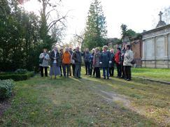 AG Natur und Umwelt im November 2013. Quelle: Archiv M. Geißler