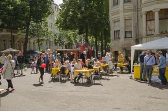 25. Großes Funkenburgfest, Foto: A. Reichelt