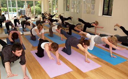 Yoga Tuition - Group Class in Weybridge Elmbridge