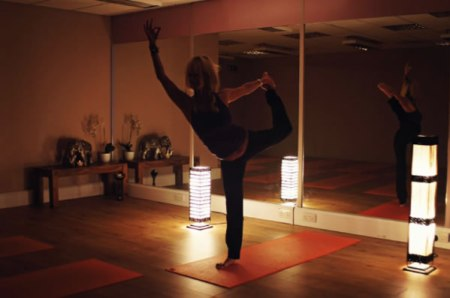 Hot Yoga Classes at Woking by Yoga Junky