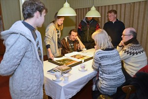 Guided Tours – Norwegian, Russian and English
