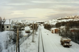 Transborder Cafe: Kirkenes on Sale