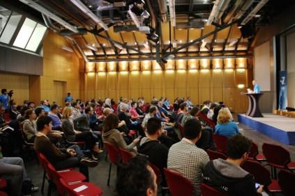 WordCamp Switzerland 2014 (Photo by Manuel Schmalstieg)